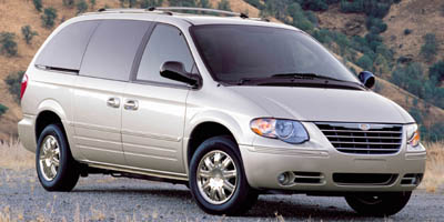 2006 Chrysler Town & Country LWB Touring, 27097A, Photo 1