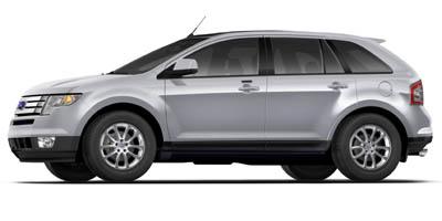2007 Ford Edge SEL, 7BB29485, Photo 1