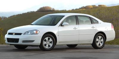 2007 Chevrolet Impala 3.5L LT, 31907B, Photo 1