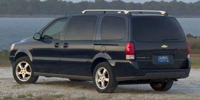 2007 Chevrolet Uplander , 12356B, Photo 1
