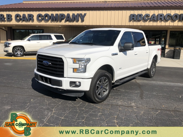 2016 Ford F-150 Lariat 4WD, 29808, Photo 1