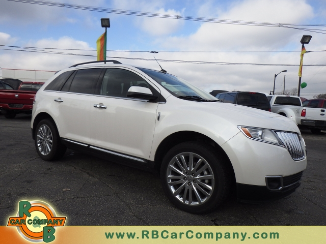 2011 Lincoln MKX AWD 4dr, 25771, Photo 1