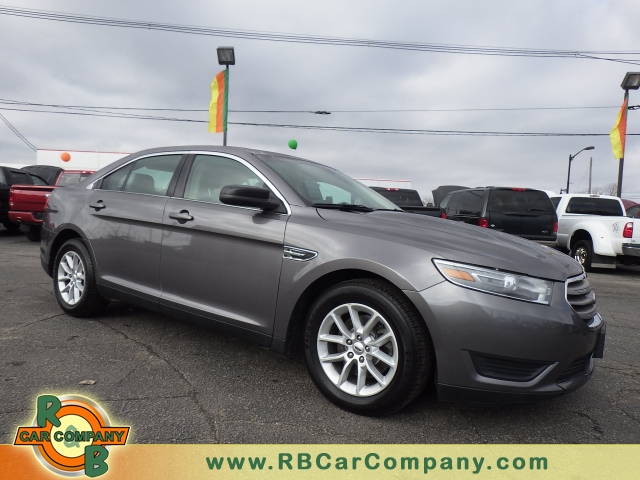 2014 Ford Taurus 4dr Sdn SHO AWD, 25465, Photo 1