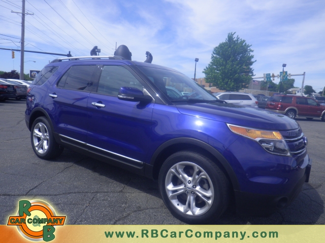2014 Ford Explorer Limited, 25827, Photo 1