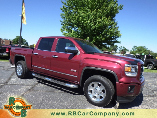 2014 GMC Sierra 1500 SLE 4WD, 25730, Photo 1