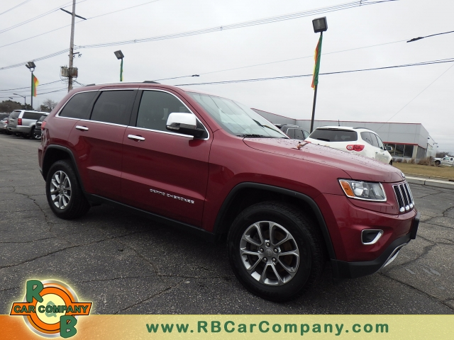 2014 Jeep Grand Cherokee 4WD 4dr Limited, 25016, Photo 1
