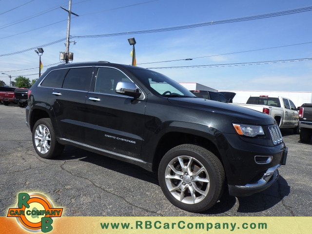 2015 Jeep Grand Cherokee 4WD 4dr Limited, 25358, Photo 1