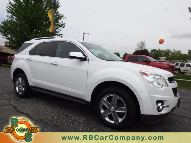 2015 Chevrolet Equinox AWD 4dr LT w/2LT, 25280, Photo 1