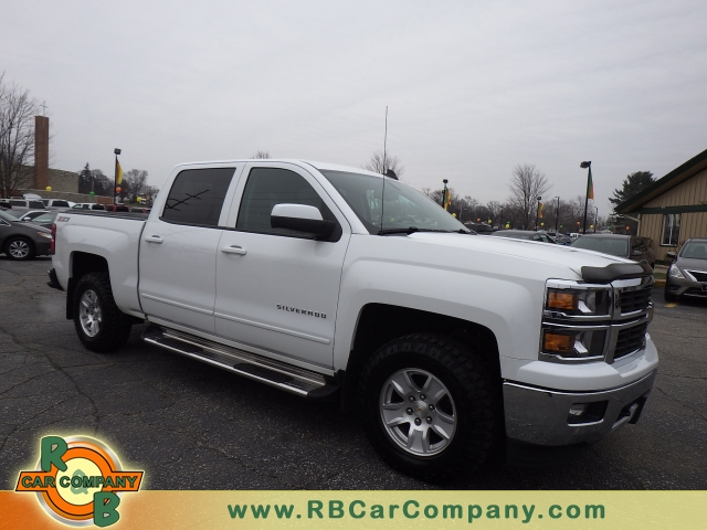2015 Chevrolet Silverado 3500HD LT 4WD, 25243, Photo 1