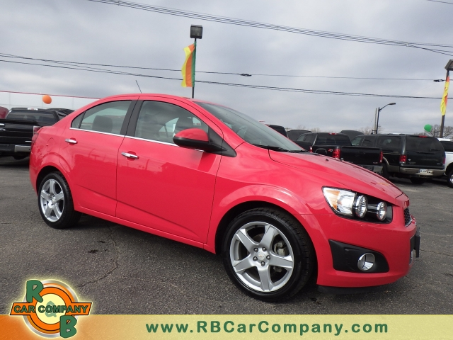 2015 Chevrolet Sonic 4dr Sdn Auto LTZ FWD, 25489, Photo 1