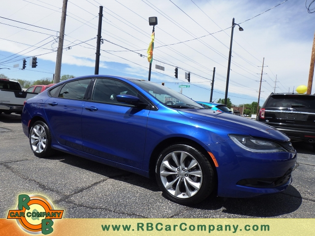 2015 Chrysler 200 C, 25842, Photo 1