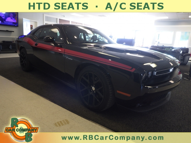 2017 Dodge Challenger GT Coupe AWD, 29671, Photo 1