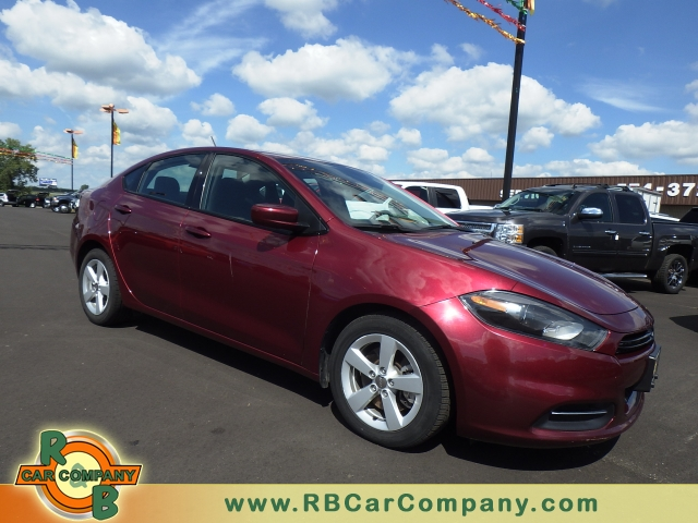 2016 Dodge Dart 4dr Sdn SXT *Ltd Avail* FWD, 24976, Photo 1