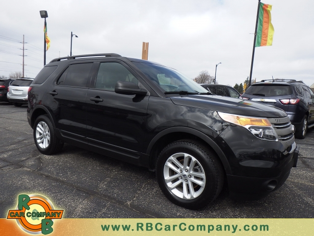 2015 Ford Explorer XLT, 25714, Photo 1