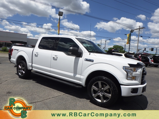 2015 Ford F-150 Lariat 4WD, 25519, Photo 1
