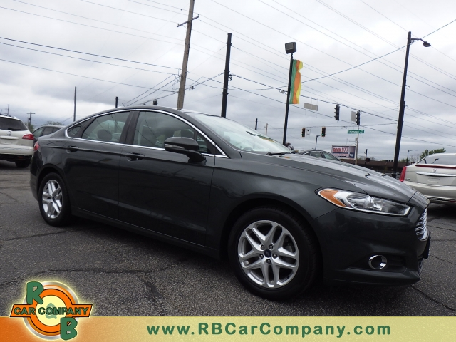 2013 Ford Fusion 4dr Sdn Titanium FWD, 25709, Photo 1