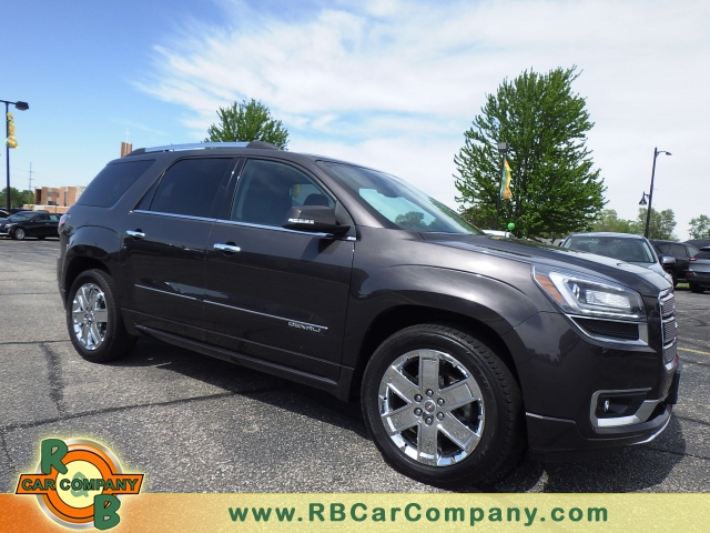 2011 GMC Acadia SLT1, 25852, Photo 1