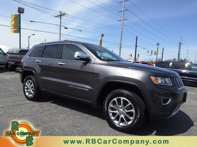 2016 Jeep Cherokee 4WD 4dr Limited, 25713, Photo 1