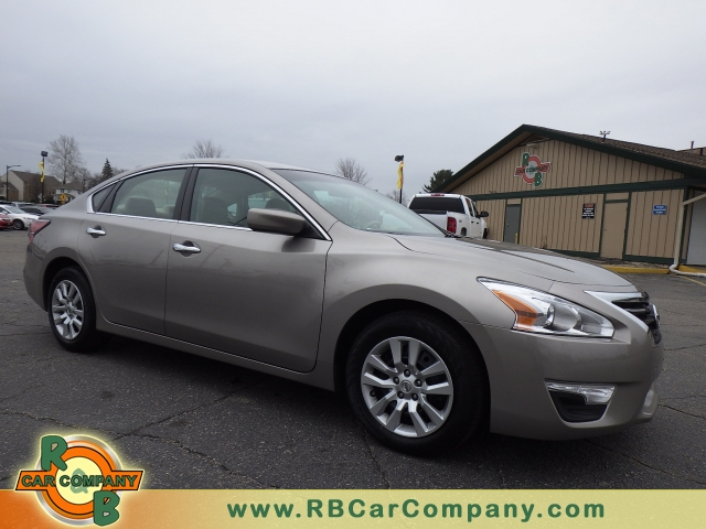 2016 Nissan Altima 2.5 S FWD, 226517, Photo 1