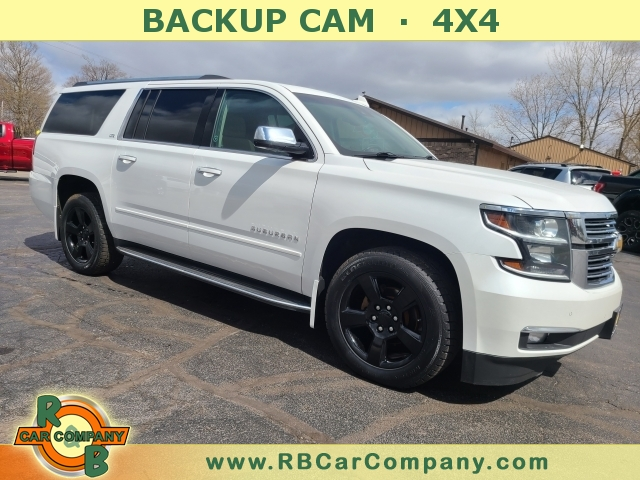 2007 Chevrolet Tahoe LT, 32354, Photo 1
