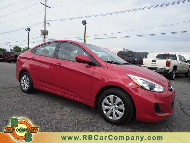 2016 Hyundai Accent SE FWD, 25586, Photo 1
