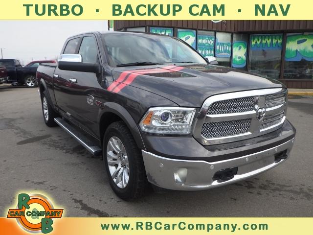 2014 Ram 1500 SPORT 4X4 CREW CAB, 28005, Photo 1
