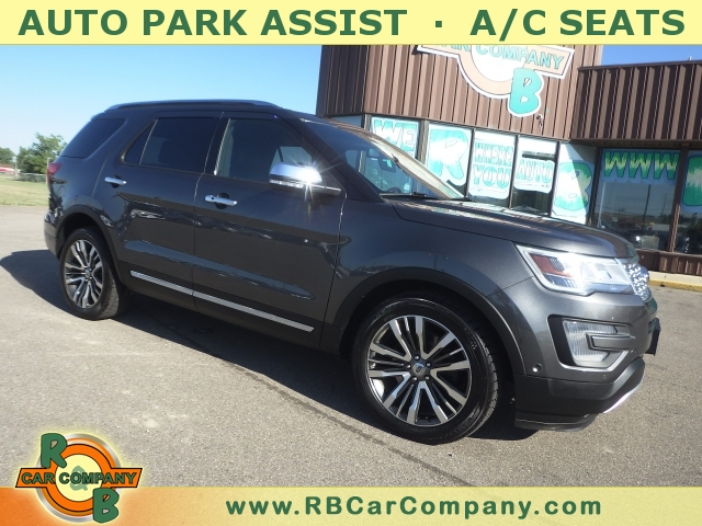 2014 Ford Explorer Sport, 31433, Photo 1
