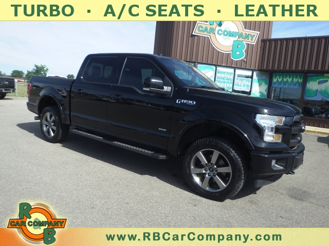 2017 Ford F-150 Lariat 4WD , 31379, Photo 1