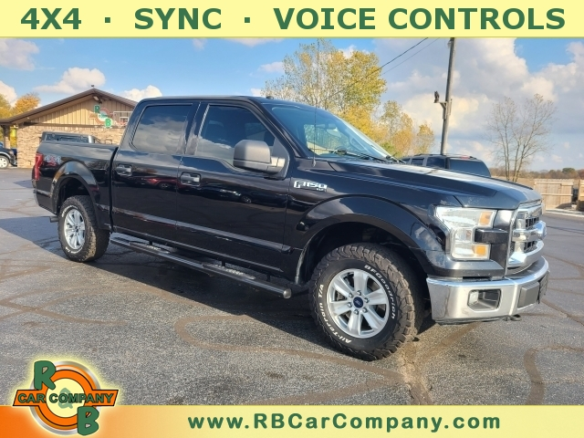 2017 Ford F-150 XLT 4WD SuperCab 6.5' Box, 31630, Photo 1