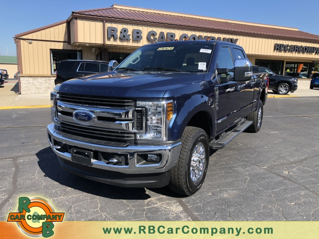2018 Ford Super Duty F-350 DRW XLT 4WD, 29138, Photo 1