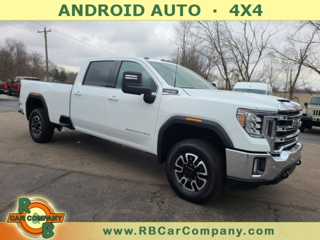 2019 GMC Sierra 3500HD Denali , 31877, Photo 1
