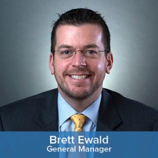 Brett Ewald