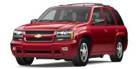 Certified, 2008 Chevrolet TrailBlazer 2WD 4-door LT w/1LT, Blue, 82249A-1