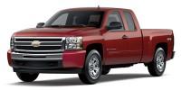 "Certified, 2009 Chevrolet Silverado 1500 2WD Ext Cab 143.5"" LT, Black, 35794A-1"