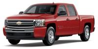 """Certified, 2009 Chevrolet Silverado 1500 4WD Crew Cab 143.5"""" LT, Gray, 82215A-1"""