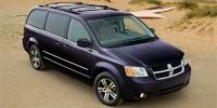 Used, 2010 Dodge Grand Caravan 4-door Wagon SXT, Black, 4597-1
