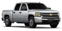"""New, 2011 Chevrolet Silverado 1500 2WD Crew Cab 143.5"""" LT, Silver, 35230-1"""