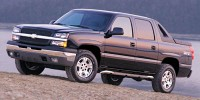 "Used, 2005 Chevrolet Avalanche 1500 5-door Crew Cab 130"" WB 4WD Z71, Blue, 82198A-1"