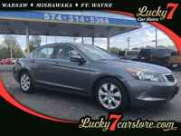 Used, 2008 Honda  Accord  EXL, Gray, M1186-1