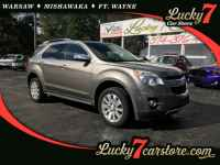 Used, 2011 Chevrolet  Equinox LT w/2LT, Gray, P1778-1