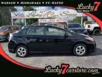 Used, 2013 Toyota Prius, Black, P2204-1