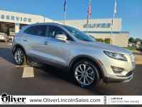 Certified, 2019 Lincoln MKC Select AWD, Silver, R3237-1