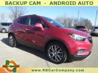 Used, 2017 Buick Encore FWD 4dr Sport Touring, Red, 32197-1