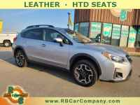Used, 2017 Subaru Crosstrek 2.0i Limited CVT AWD , Silver, 31074-1