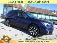 Used, 2017 Subaru Outback 2.5i Limited AWD, Blue, 30614-1