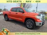 Used, 2017 Toyota Tundra SR5, Orange, 32317-1