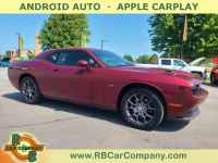 Used, 2018 Dodge Challenger GT AWD, Red, 32957-1