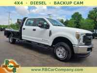 Used, 2018 Ford Super Duty F-250 Pickup XL, White, 32608-1
