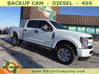 Used, 2018 Ford Super Duty F-250 Pickup XL 4WD, White, 30624-1