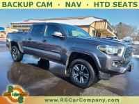 Used, 2018 Toyota Tacoma TRD Sport, Gray, 32120-1